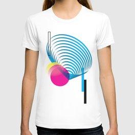 zero 1five - white T-shirt