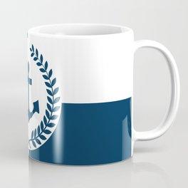 Nautical themed design 2 Coffee Mug