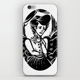 Langtree's Lament iPhone Skin