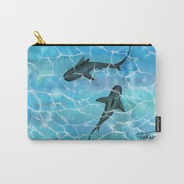 friendly waters Carry-All Pouch