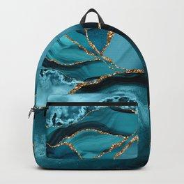 Iceberg Marble Backpack