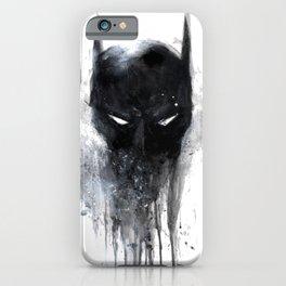 Bat Man fan art iPhone Case
