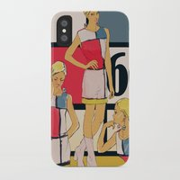 60s iPhone & iPod Cases featuring 60s by Galvanise The Dog