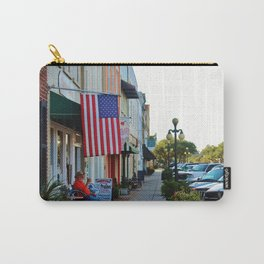Historic Front Street Carry-All Pouch