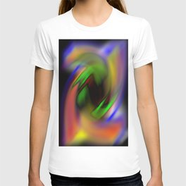 Curves of Color T-shirt