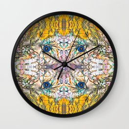 LOOK AT THIS Wall Clock