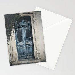 Italian Door II Stationery Cards