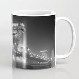 Chain Bridge Budapest Coffee Mug