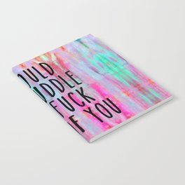 Cuddle You Notebook