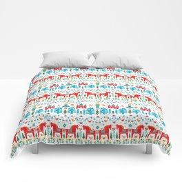 Scadinavian Fairytale Bright Comforters
