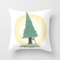 Forbidden Love #2 Throw Pillow