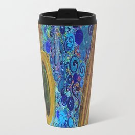 Saxophone  Travel Mug