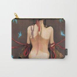 Geisha de dos. Carry-All Pouch