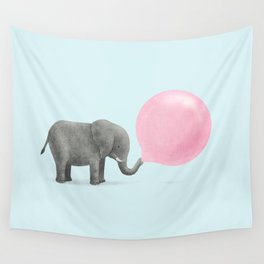 Jumbo Bubble Gum Wall Tapestry