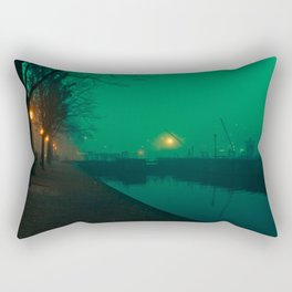 16:44 in Amsterdam Rectangular Pillow