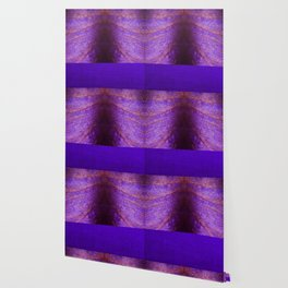 purple pattern with petal texture Wallpaper