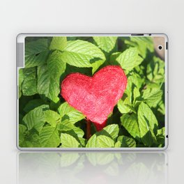 I like the freshness of mint Laptop & iPad Skin