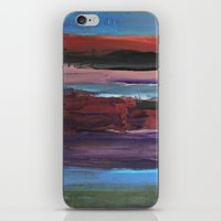 chic iPhone & iPod Skins featuring chic by Angela Marie