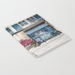 Around Back Notebook