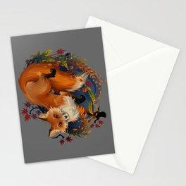 Sly Fox Spirit Animal Stationery Cards