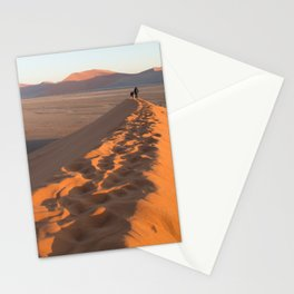 First Light on Dune 45 Stationery Cards