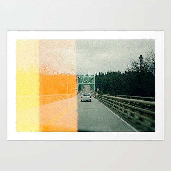 upstate new york Art Print