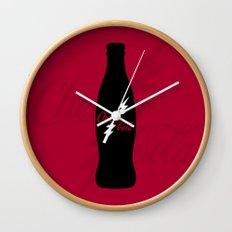 Cherry Cola Wall Clock