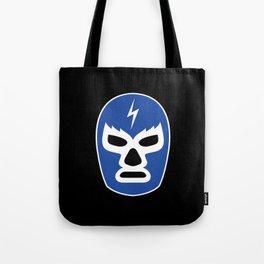 Lucha Libre Thunder Tote Bag