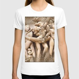 Kama Sutra, Erotic Art, T-shirt