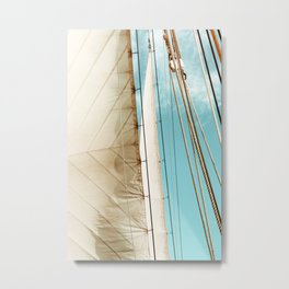 Trade Winds Metal Print