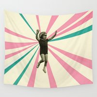 play Wall Tapestries featuring Play by Cassia Beck