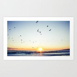 """FLY ME AWAY"" Art Print"
