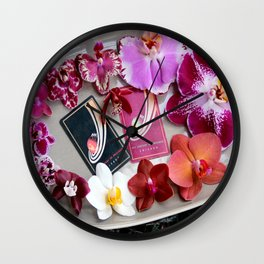 A Collector's Plate Wall Clock