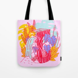 Jungle fever J Tote Bag