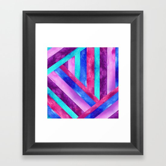 Rhapsody Framed Art Print