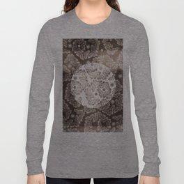 XV-IV-XIV Floral  Long Sleeve T-shirt