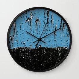 Rain 2 Wall Clock