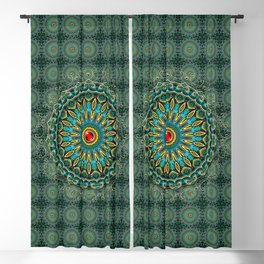 Jewel of the Nile Blackout Curtain