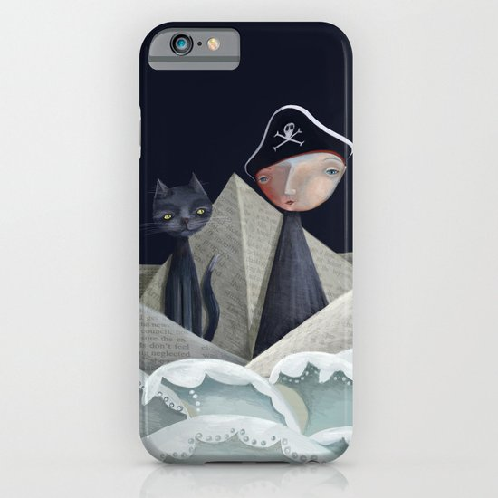 The Pirate Ship iPhone & iPod Case