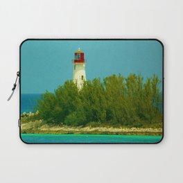 Lighthouse by the Ocean Laptop Sleeve