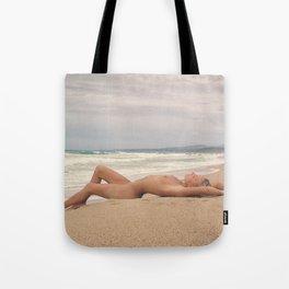 Pleasure to be Naked II Tote Bag
