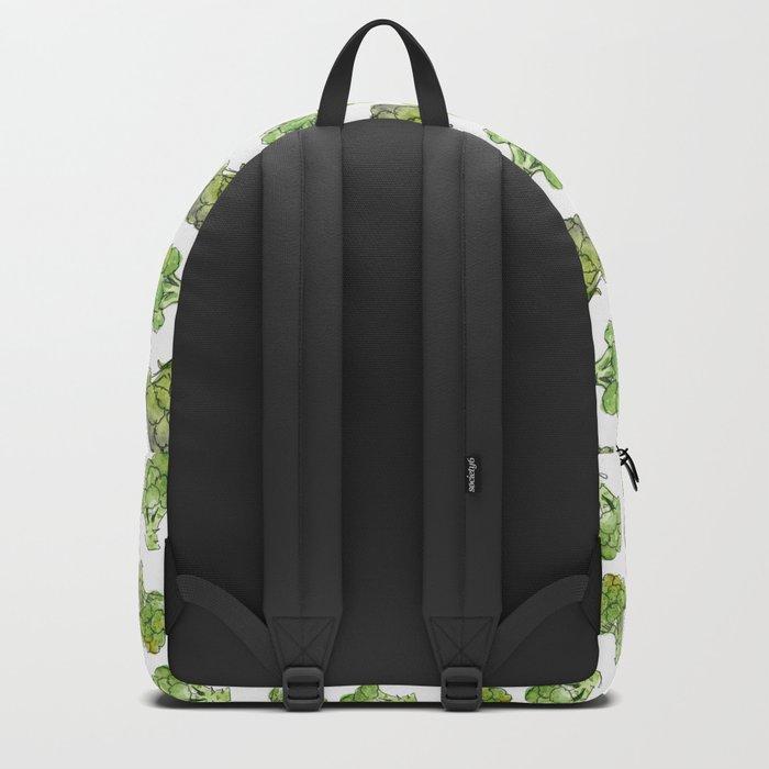 Broccoli - Scattered Backpack
