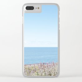 Travel photography Palos Verdes Ocean V The view Clear iPhone Case
