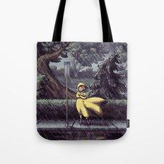 Wet & Windy Tote Bag