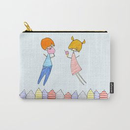 Let's go to the beach! Carry-All Pouch
