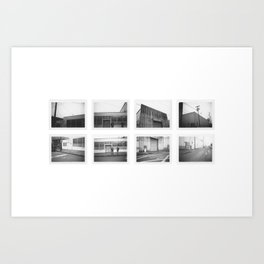 NW Industrial Art Print