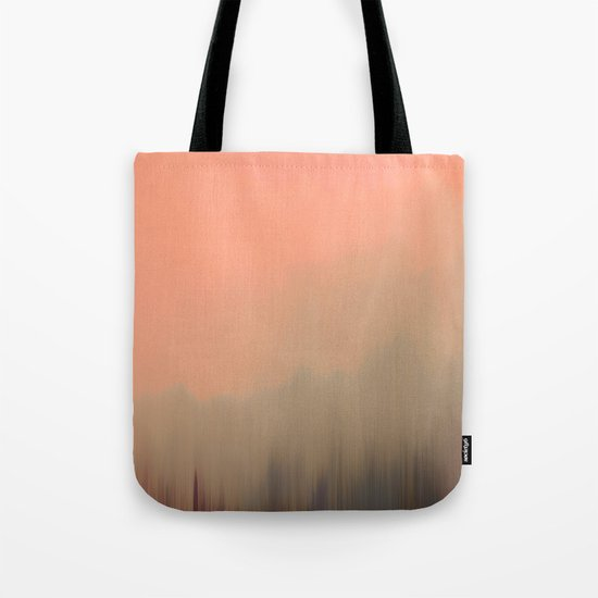 Empty Fog Tote Bag