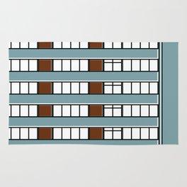 Edificio Las Américas -Detail- Rug