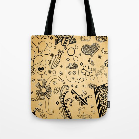 Therapy (: Tote Bag