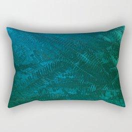 Ferns pattern Rectangular Pillow